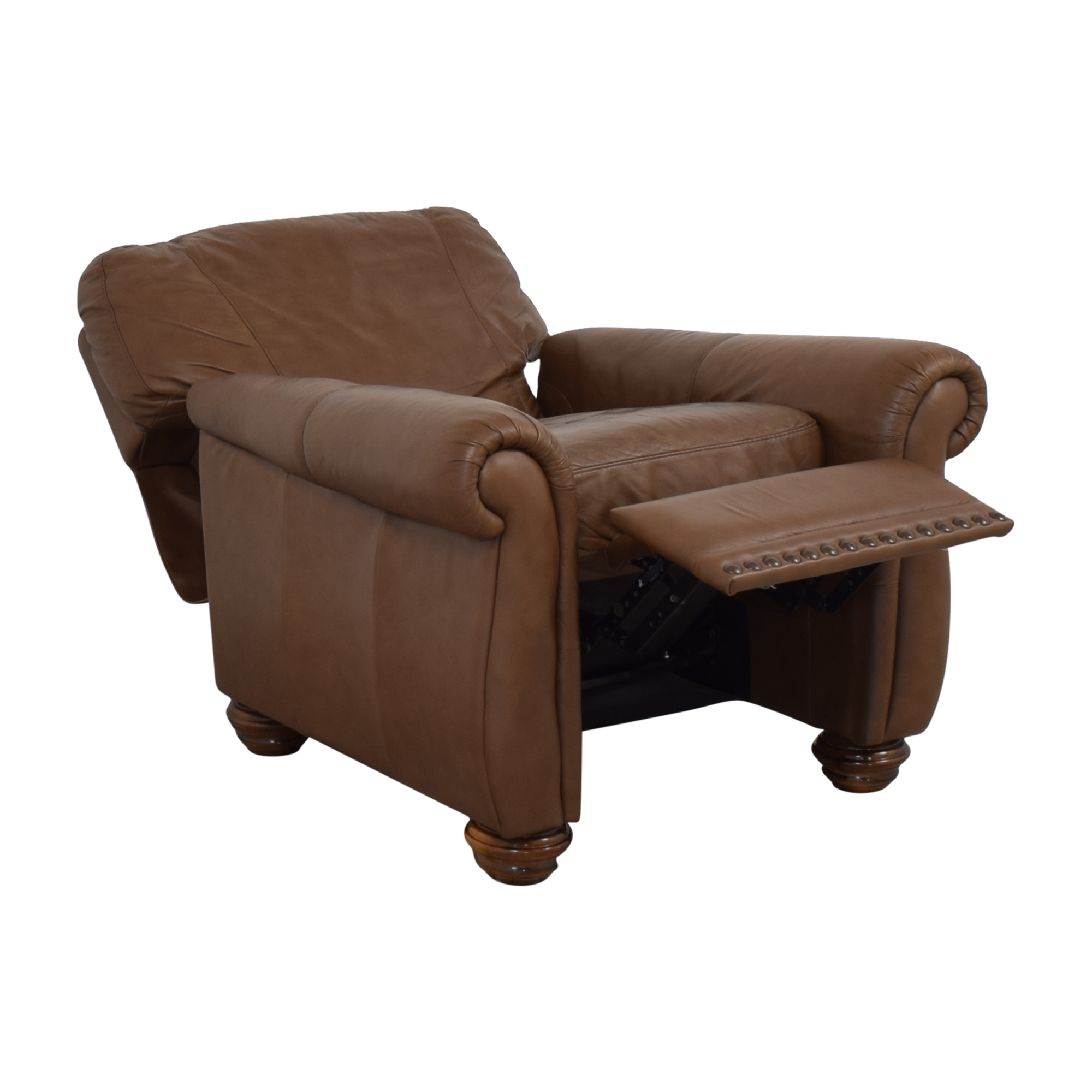 77 off raymour flanigan raymour flanigan natuzzi elba recliner chairs