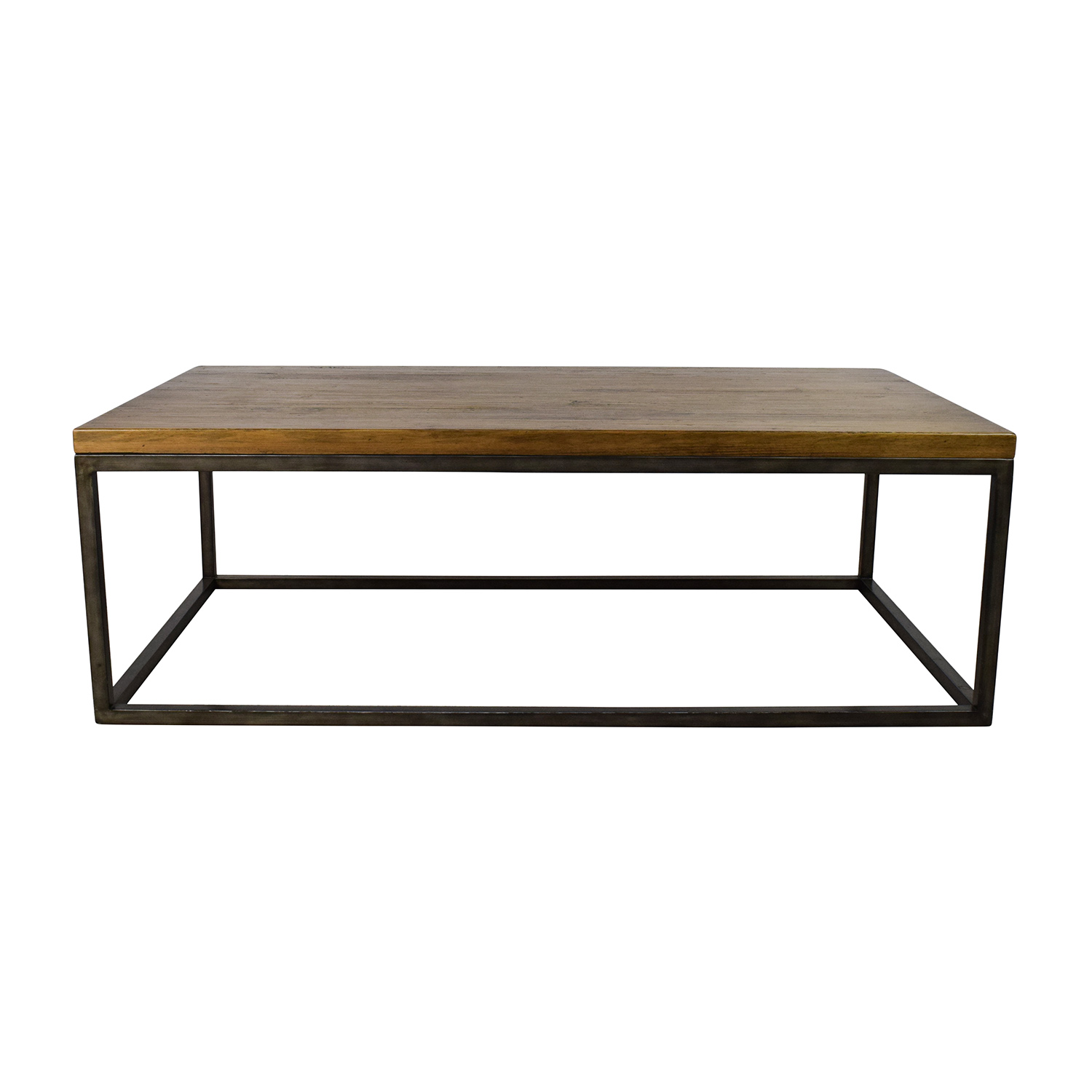 51 off west elm west elm box frame coffee table tables