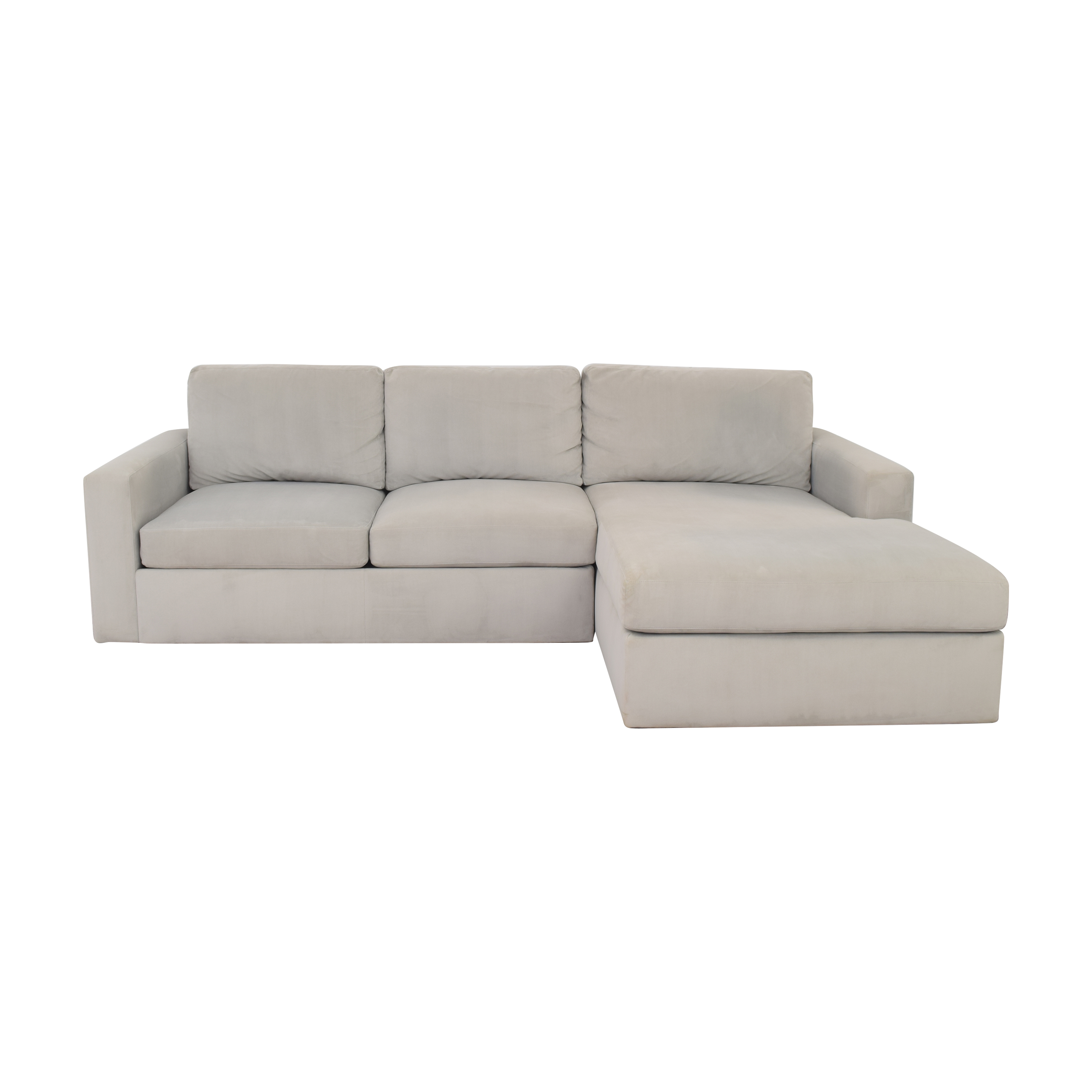 44 Off Room Board Room Board Modern Sectional Sofa With Chaise Sofas