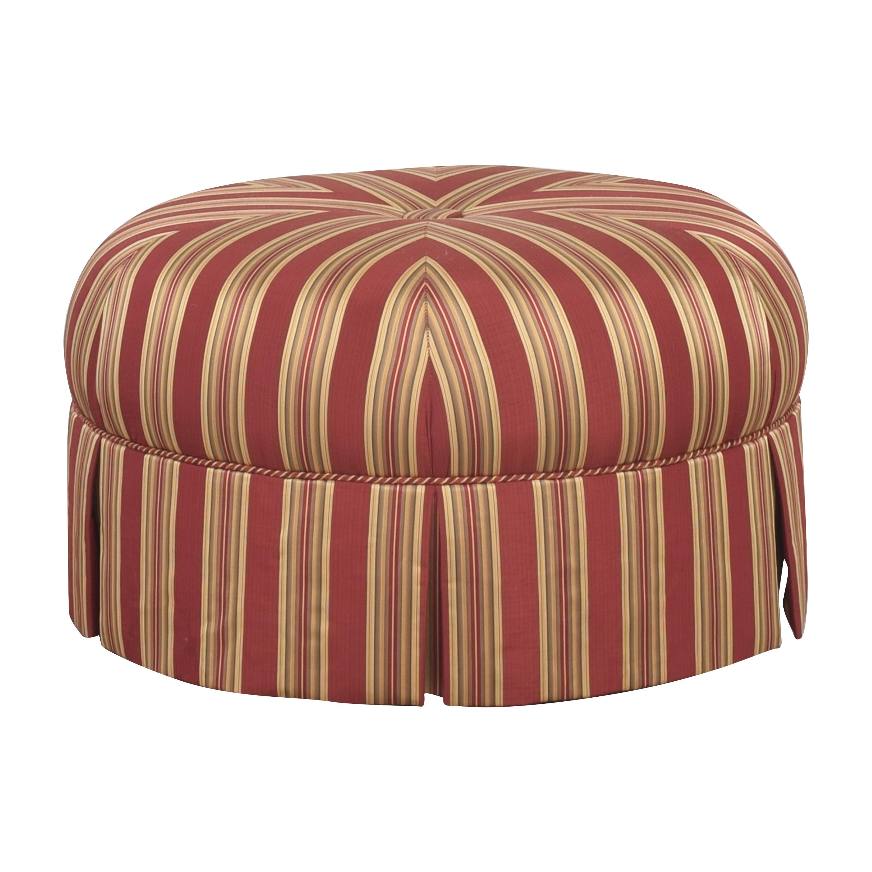 65 off century furniture century furniture arden round ottoman chairs