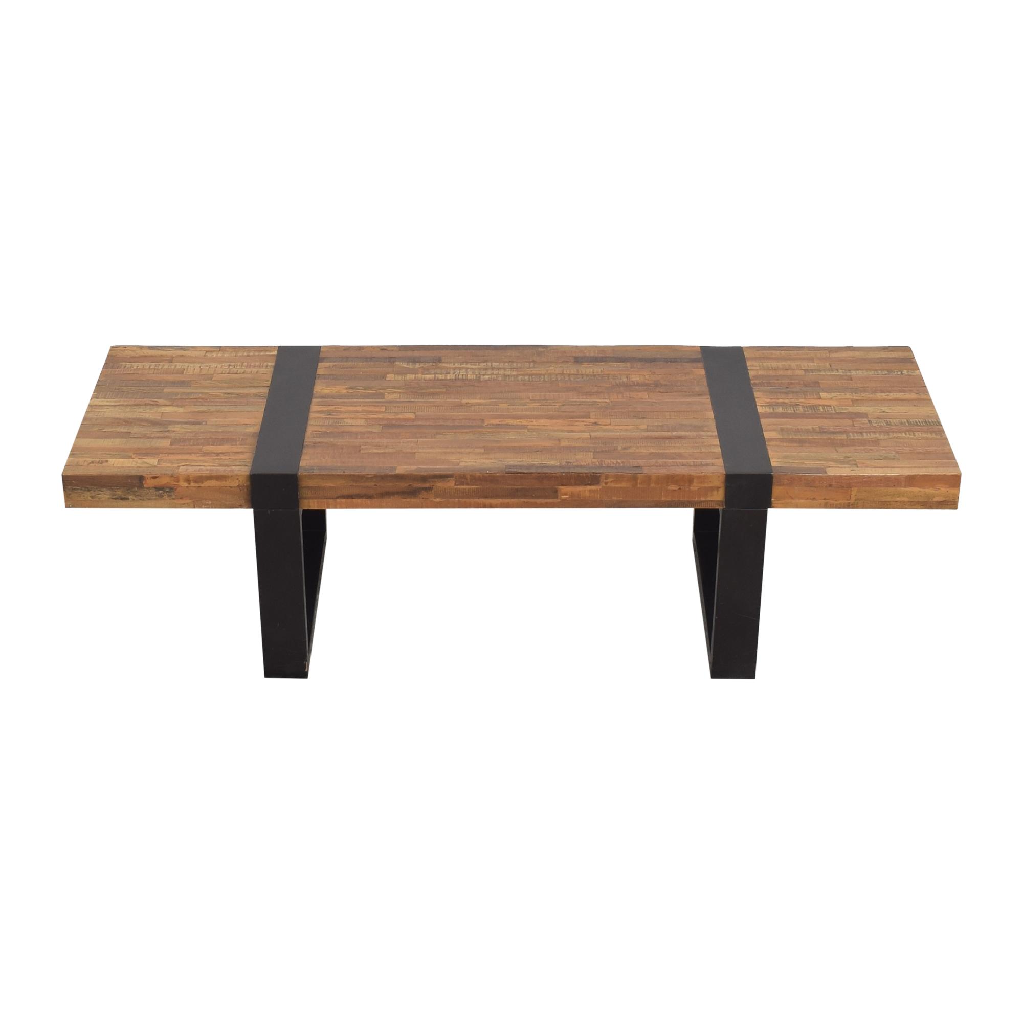 43 off crate barrel crate barrel seguro coffee table tables