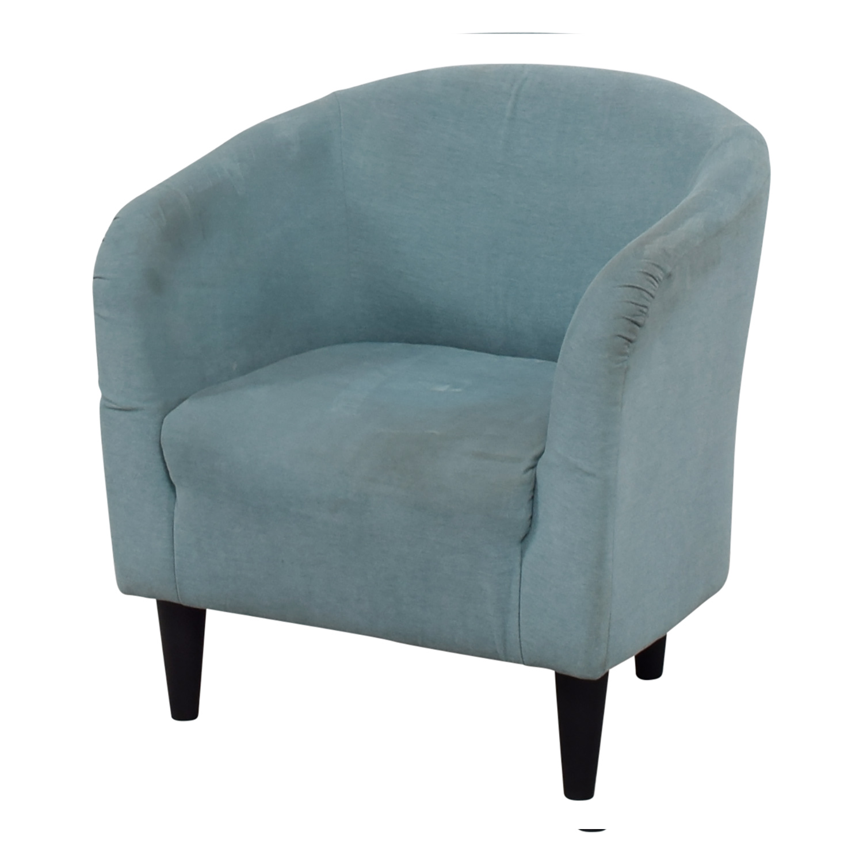 90 off wayfair wayfair sky blue accent chair chairs