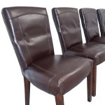 Arhaus Leather Dining Chairs Sante Blog