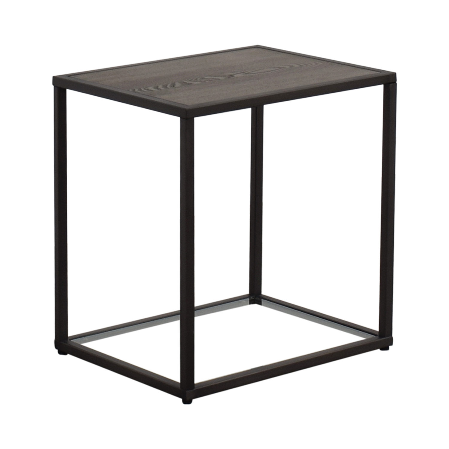 61 off crate barrel crate barrel switch side table tables