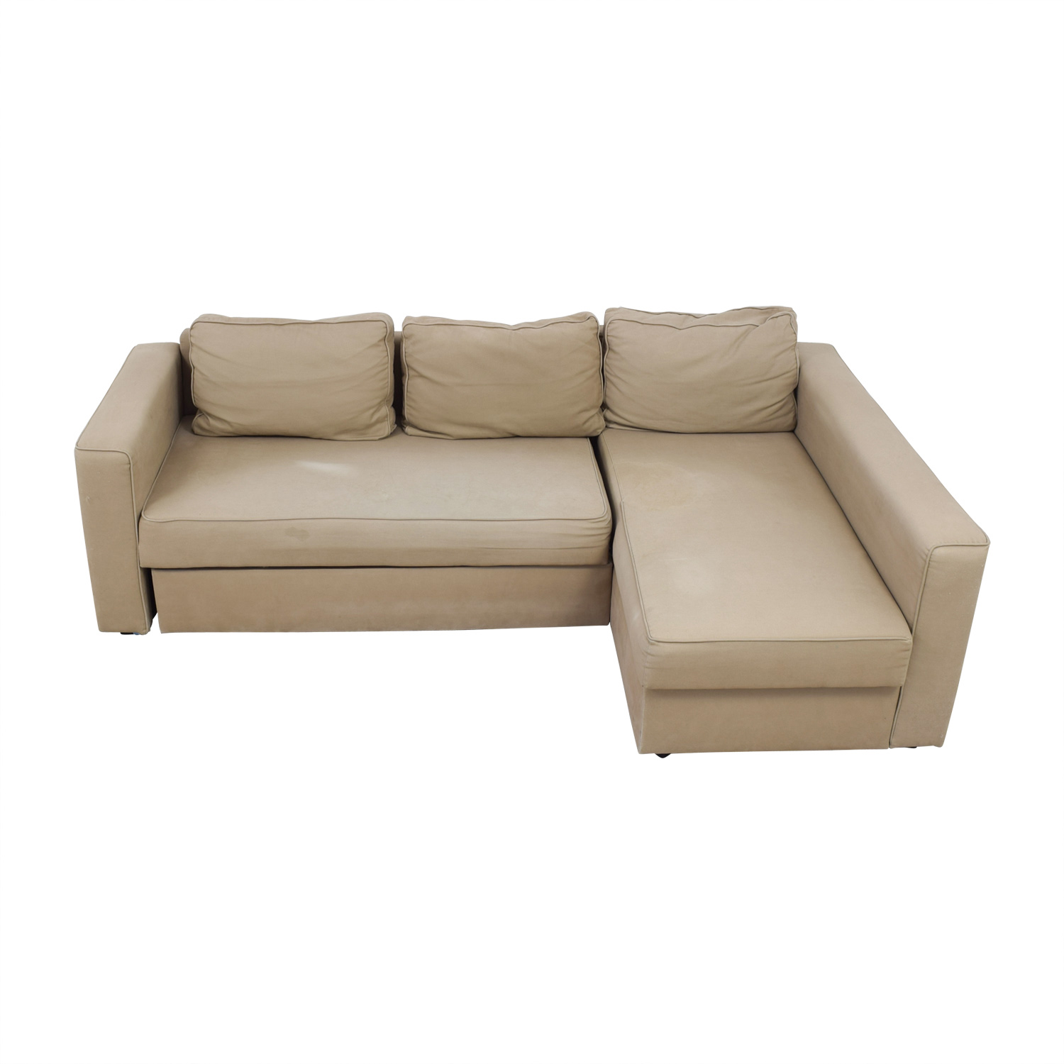 62 ikea ikea manstad sectional sofa bed with on Ikea Sofa Bed With Storage id=45268
