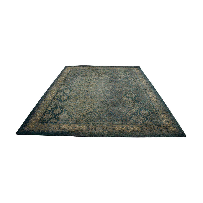 73 off safavieh safavieh green 8x10 wool rug decor