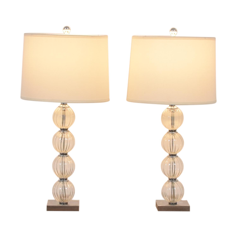 65 off wayfair wayfair crystal table lamps decor