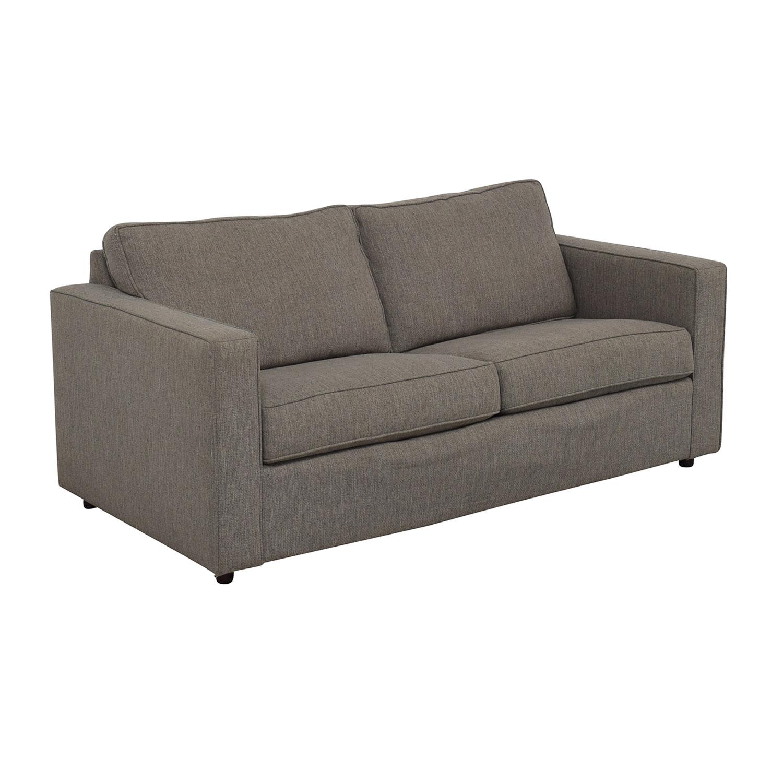 76 off arhaus arhaus filmore full sleeper sofa sofas