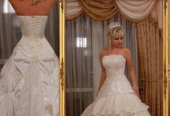 Свадебные платья Виктории Карандашевой