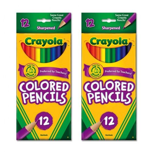 crayola color pencils # 28