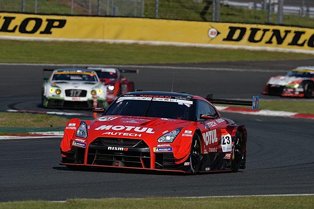 MOTUL AUTECH GT-R - 富士山経済新聞