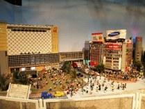 レゴブロックで1/20の渋谷を再現-日本人レゴモデルビルダー最新作