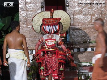 Kudiveeran Theyyam