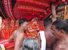 Kaalarathri Bhagavathy Theyyam