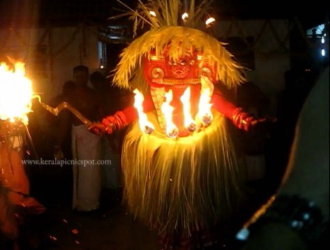 Pulli Bhagavathi Theyyam