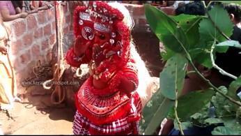 Vayattu Baghavathi Theyyam