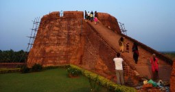 Observation Tower at Bakel Fort