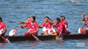 Tejaswini Boat Race