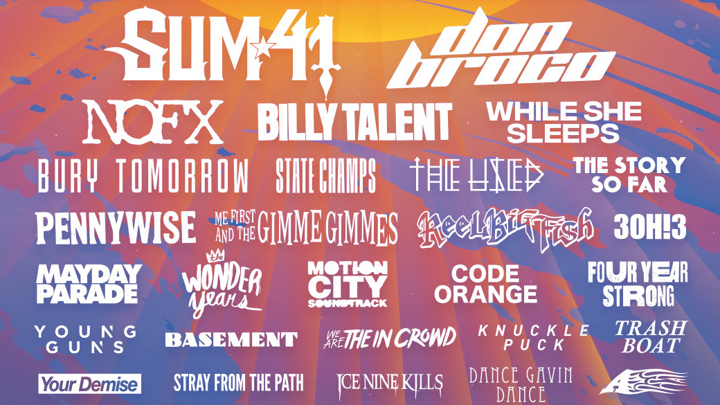 Billy Talent, While She Sleeps, Code Orange And More For Slam Dunk Festival  2021 — Kerrang!
