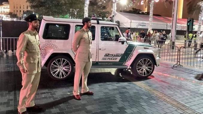 NYE in Dubai: 4,000 cops to keep you safe as you celebrate