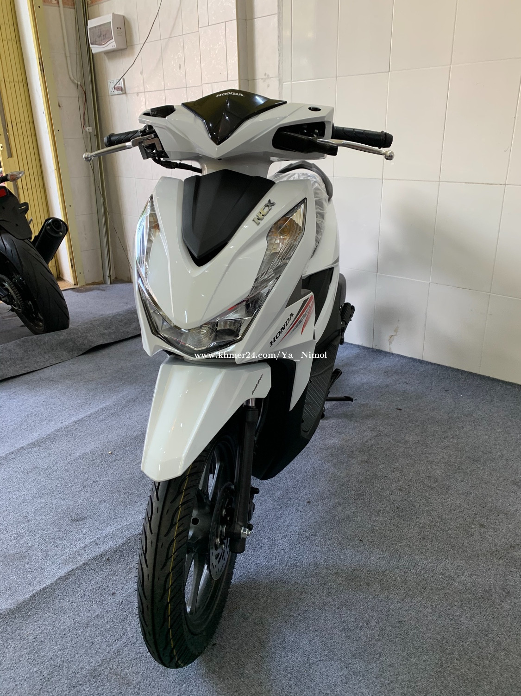 Harga motor honda scoopy sporty. Honda BEAT 2021 ក្រុមហ៊ុន ថ្មីកេះ in Phnom Penh, Cambodia on Khmer24.com