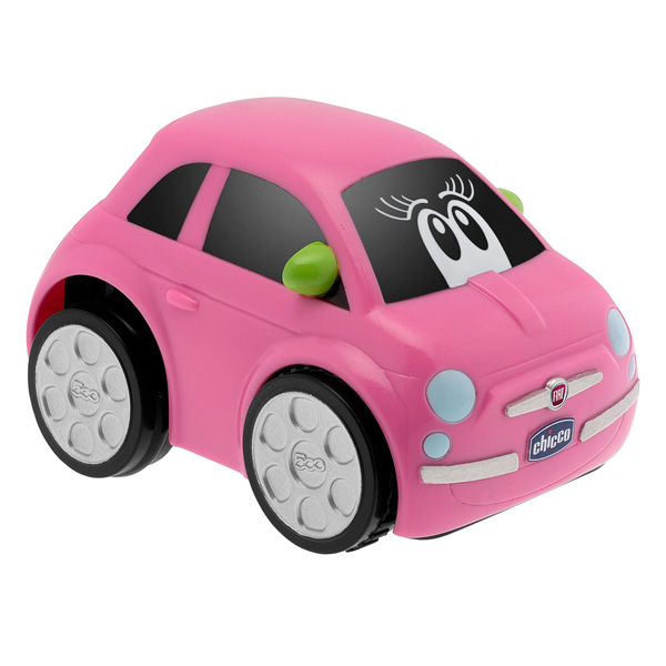 Turbo Touch Fiat 500 Girl Chicco King Jouet Voitures