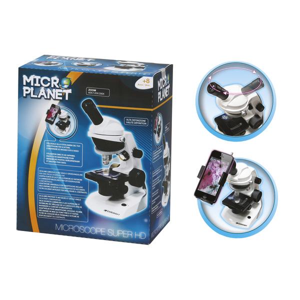 Microscope Super HD 360 Microplanet King Jouet Jeux