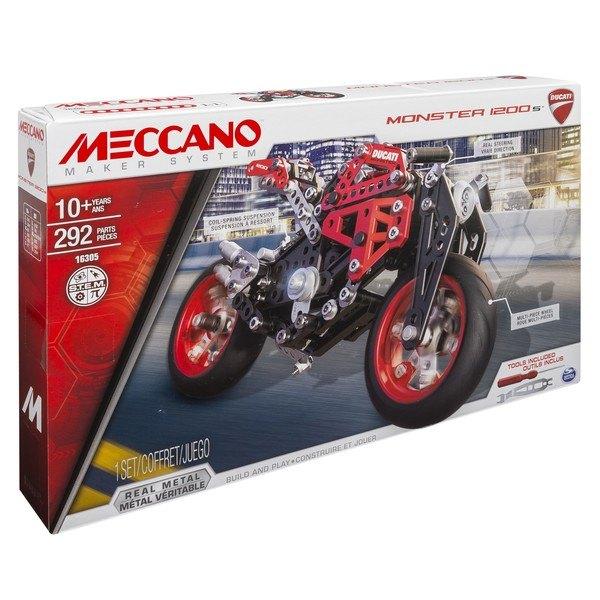 Moto Ducati Meccano Meccano King Jouet Meccano