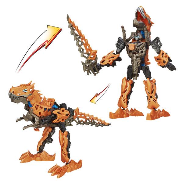 Figurine Dinobots Grimlock Transformers 4 Construct Bot