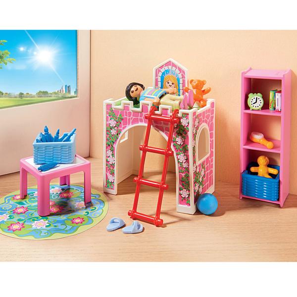 9270 playmobil city life chambre d enfant