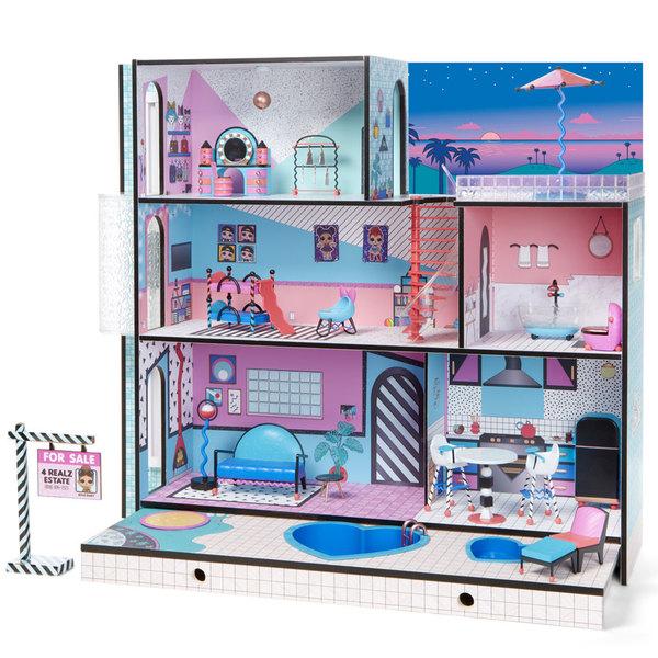 Maison LOL Surprise Splash Toys King Jouet Accessoires