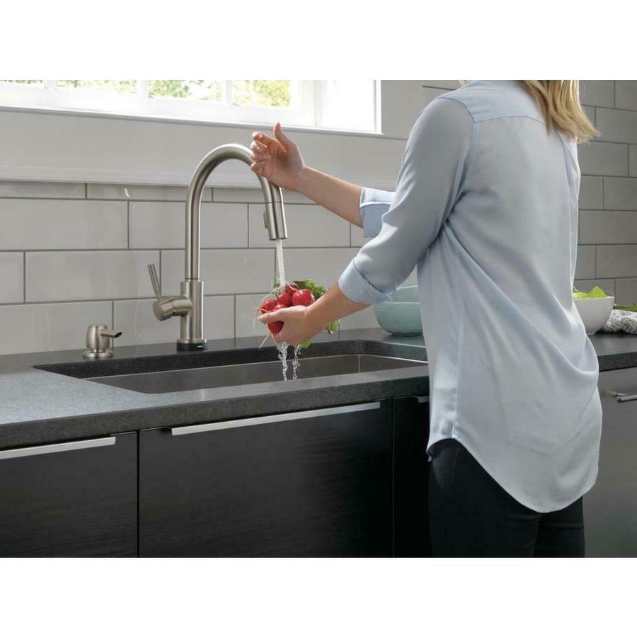 installation kitchen faucet