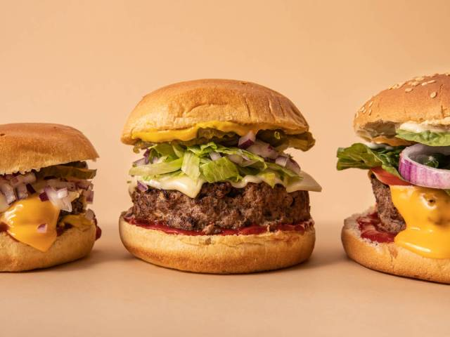 How to Build the Perfect Homemade Burger  Plus 15 Recipes