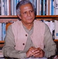 Muhamad Yunus, fondatore di Grameen Bank