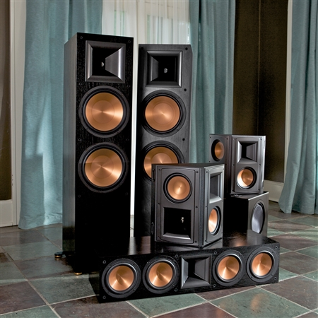 Review klipsch rf 7ii reference series home theater speaker review klipsch rf 7ii reference series home theater system sciox Choice Image