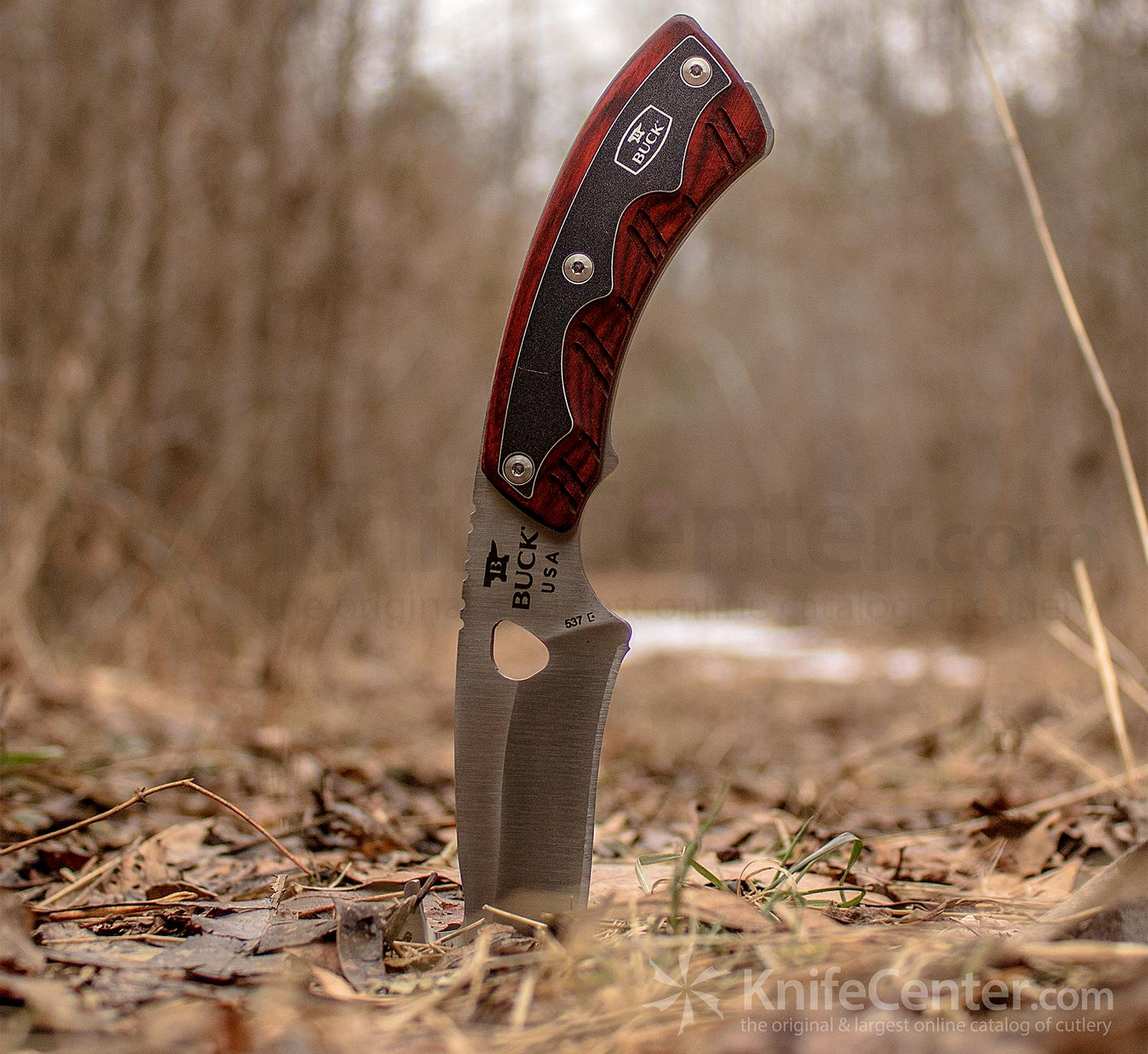 Discontinued Buck Knives Fixed Blade