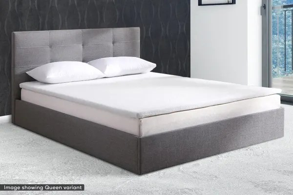 Ovela Ultra Comfort Memory Foam Mattress Topper Single