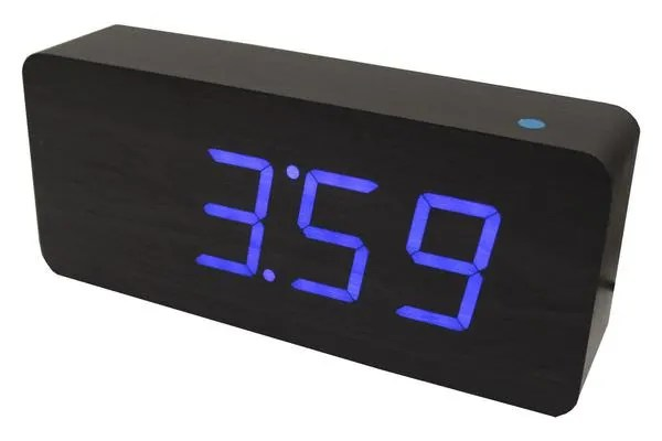 Blue Led Display