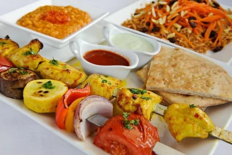 آشپزی آسیایی افغانستان 2