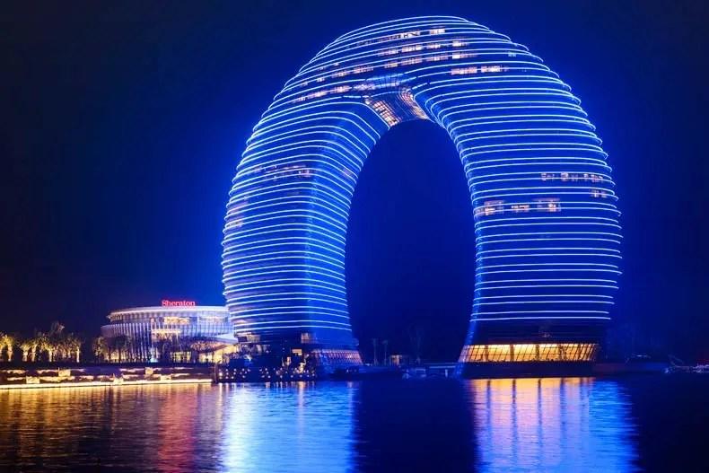 هتل های شرایتون