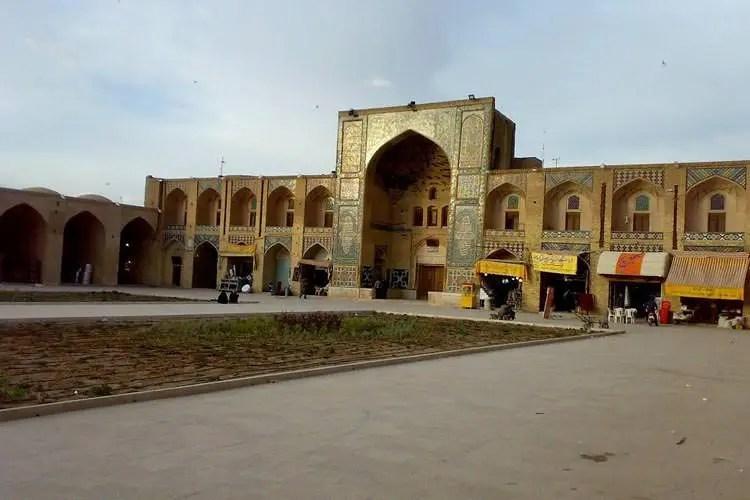 مدرسه گنجعلی خان