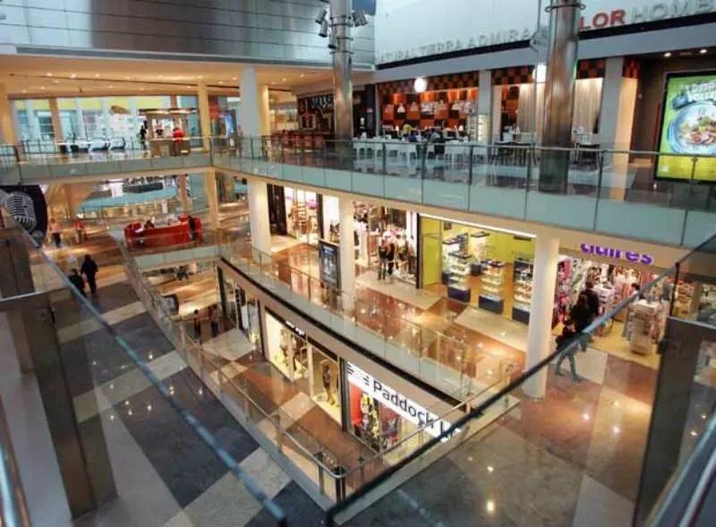 مرکز تجاری Plenilúnio