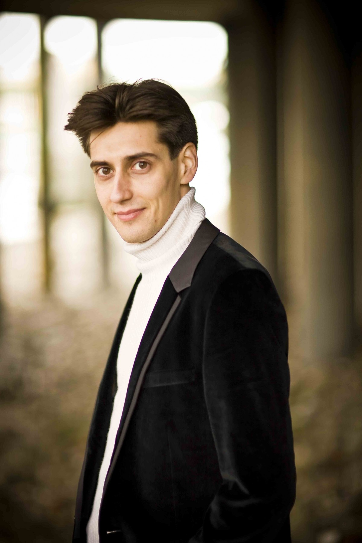 Yevgeny Sudbin, pianist