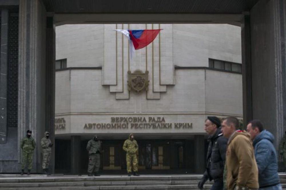 Hakeri napali sajt referenduma o statusu Krima!