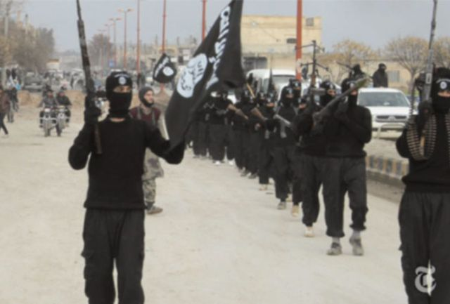 ISIS, Photo Printscreen yt