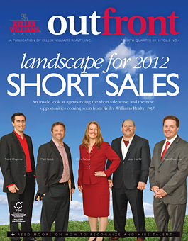 OutFront Magazine by Keller Williams