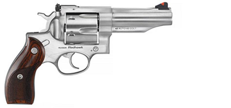 Redhawk 45acp 45colt 4 2in 6rd