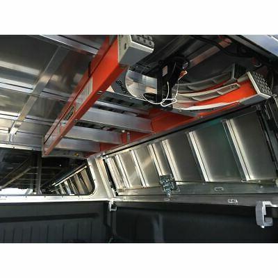 jet rack van interior ladder storage