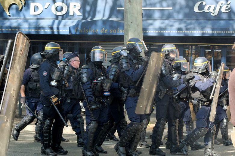 Acte 22 des Gilets jaunes à Toulouse.
