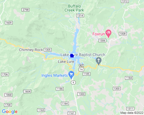 Map Nc Highway Eastern